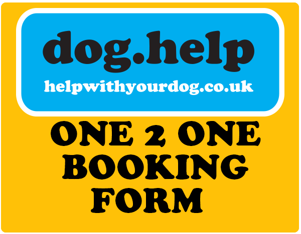 Dog Helo 121 Booking form