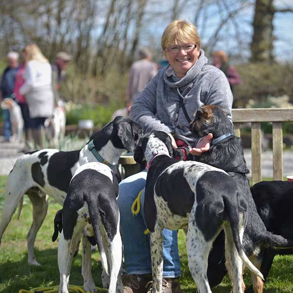 Penny Hoare - Alison assistant Dog trainer